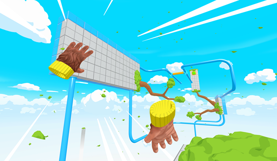 TOSS!🍌 - Race, parkour and freerun your way to the end!